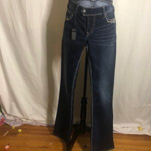 Silver Tuesday Jeans W32/L35 Low Rise Boot NWOT